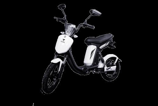 Pure Ev Etrance moped