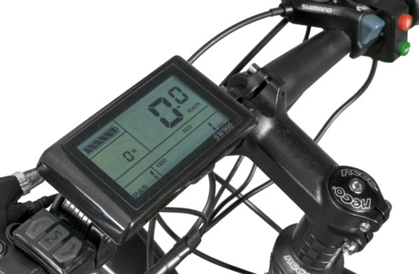 bicycle LCD Screen