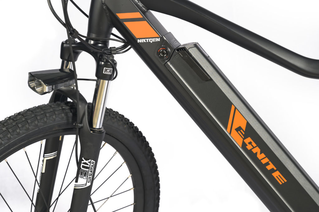 IP65 battery EGnite electric bicycle